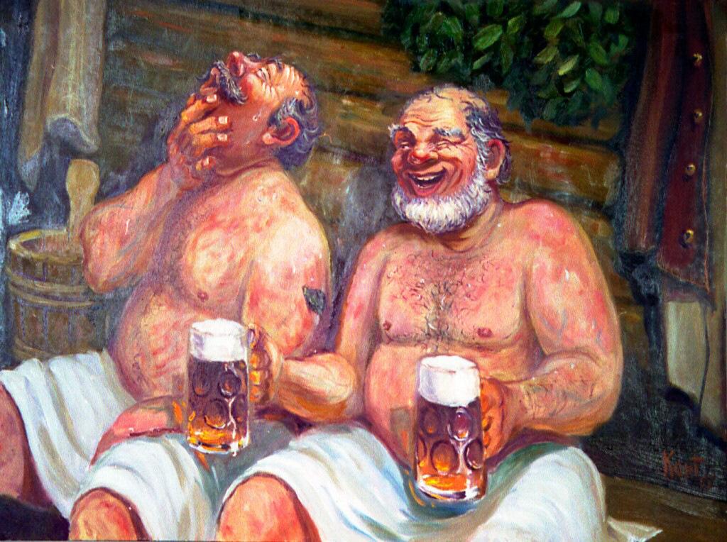 Сижу на даче пью пиво смешные картинки