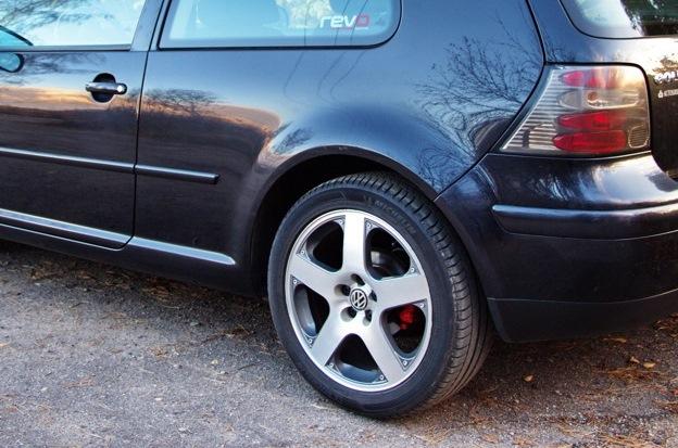 Volkswagen golf gti нормтачка › бортжурнал