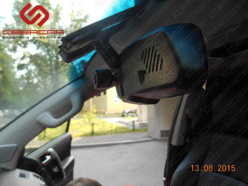 Зеркало со встроенным видеорегистратором OEM-Mirror 1080P Full HD для Toyota Prado 150.