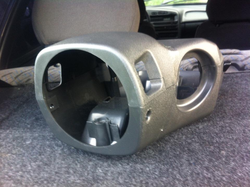 Кожух рулевой колонки ВАЗ 211 нового образца
