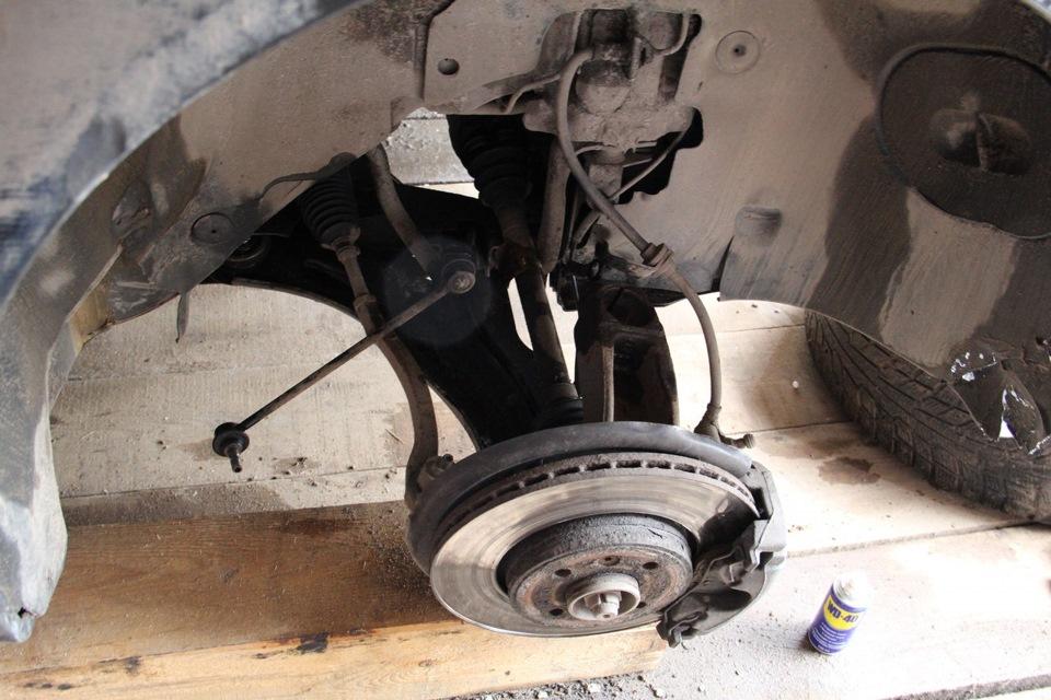 Подвеска рено меган 2 фото