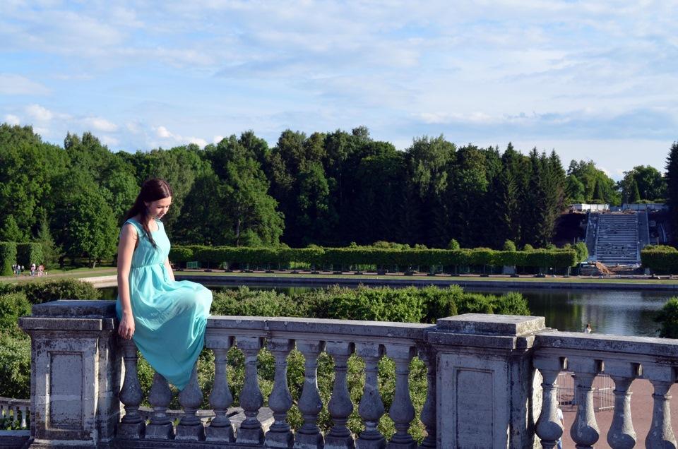 фотографы в петергофском дворце