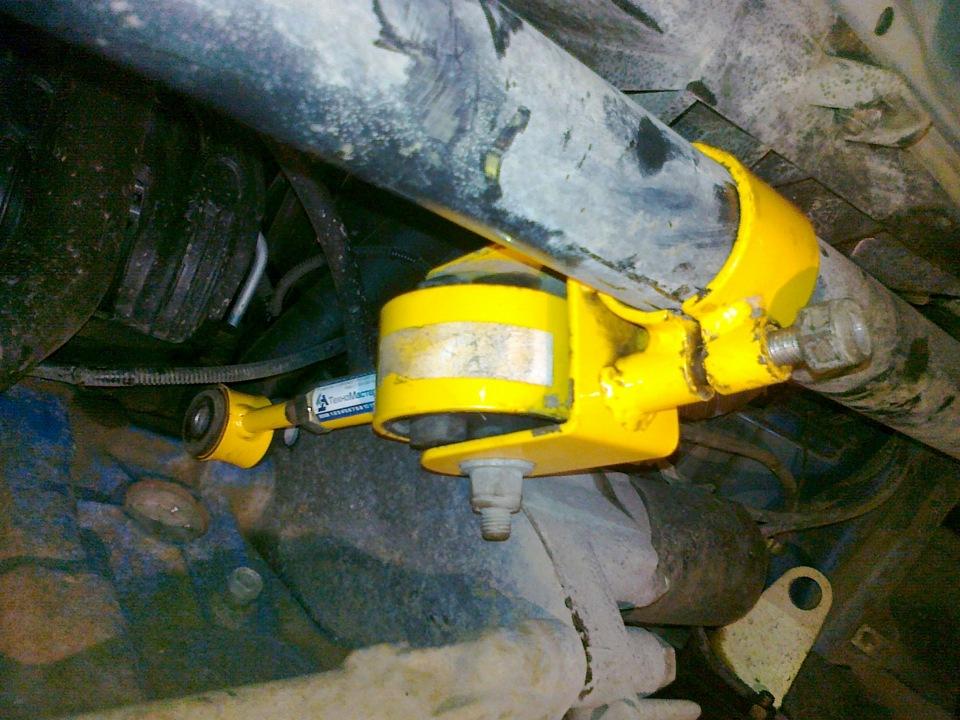 Дополнительная опора двигателя ваз 2110 8 клапанов 191