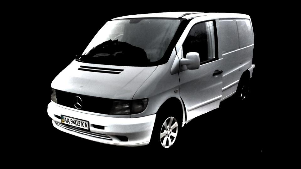 Mercedes Benz Vito Bus Energie Drive2