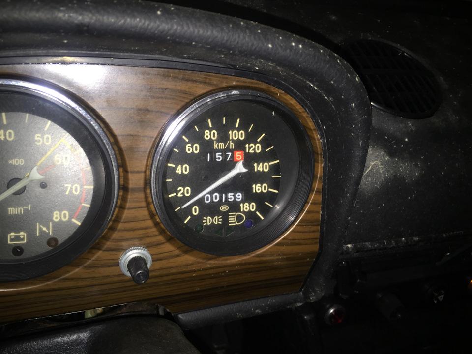 159 километров: это рекордно малый пробег среди всех автомобилей, которые нам доводилось находить