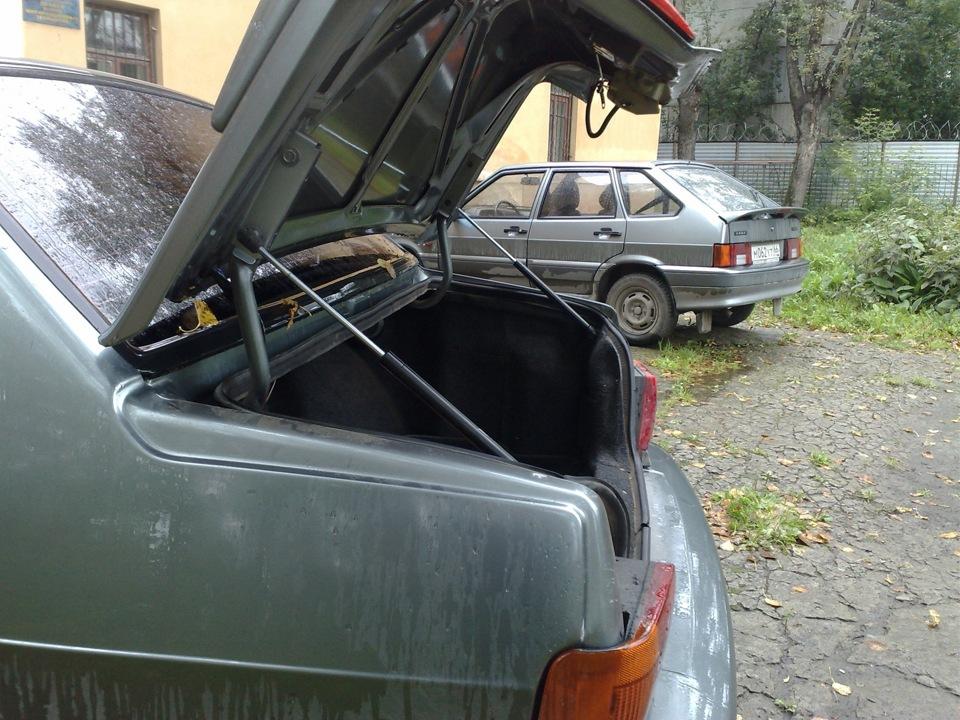 Как сделать багажник на ваз 2115 на крышу