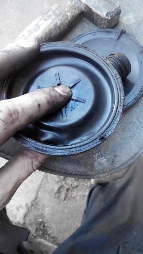 Почему нет давления в двигателе ваз 2106