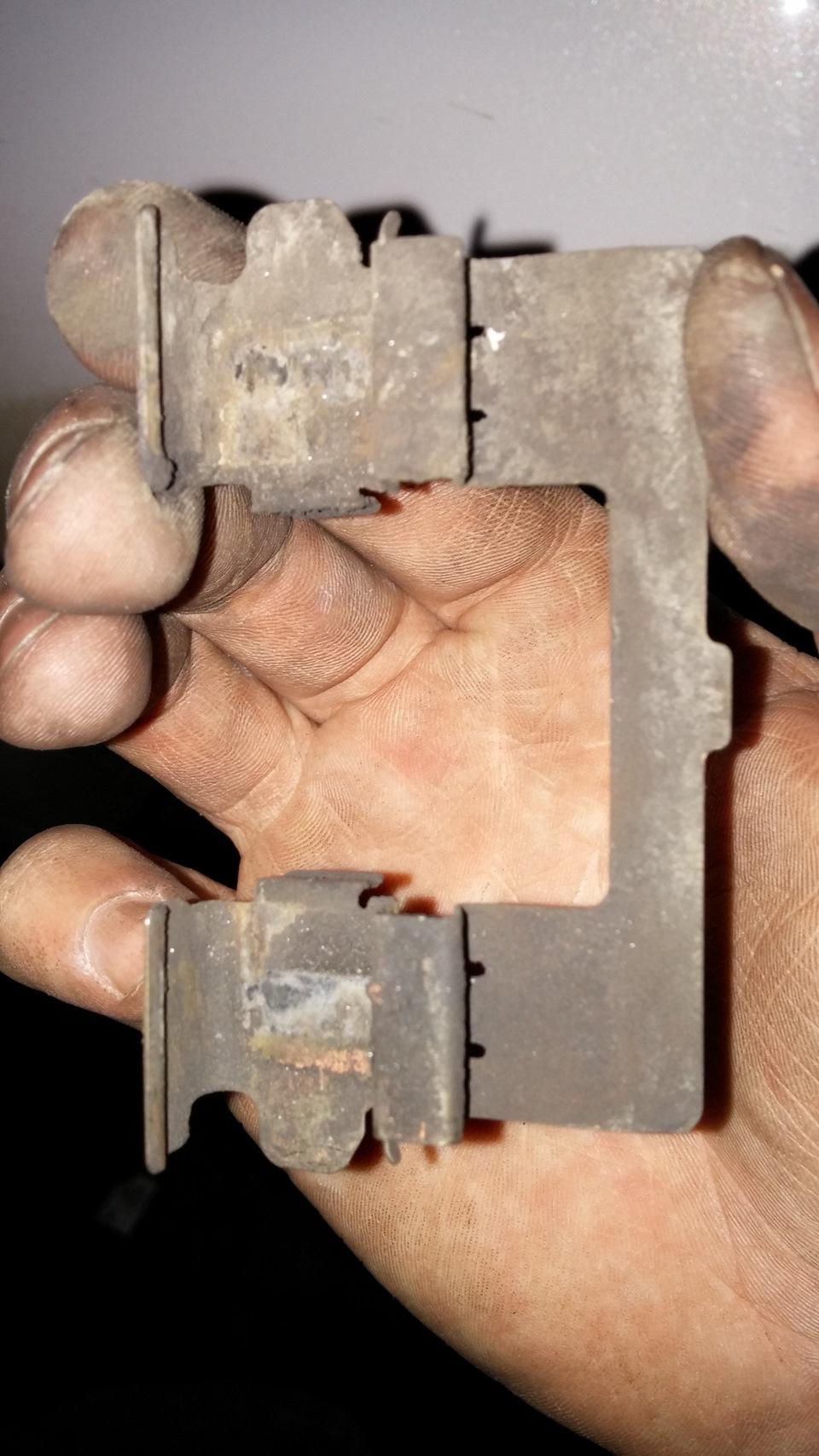 Замена тормозных колодок на мазда сх 5