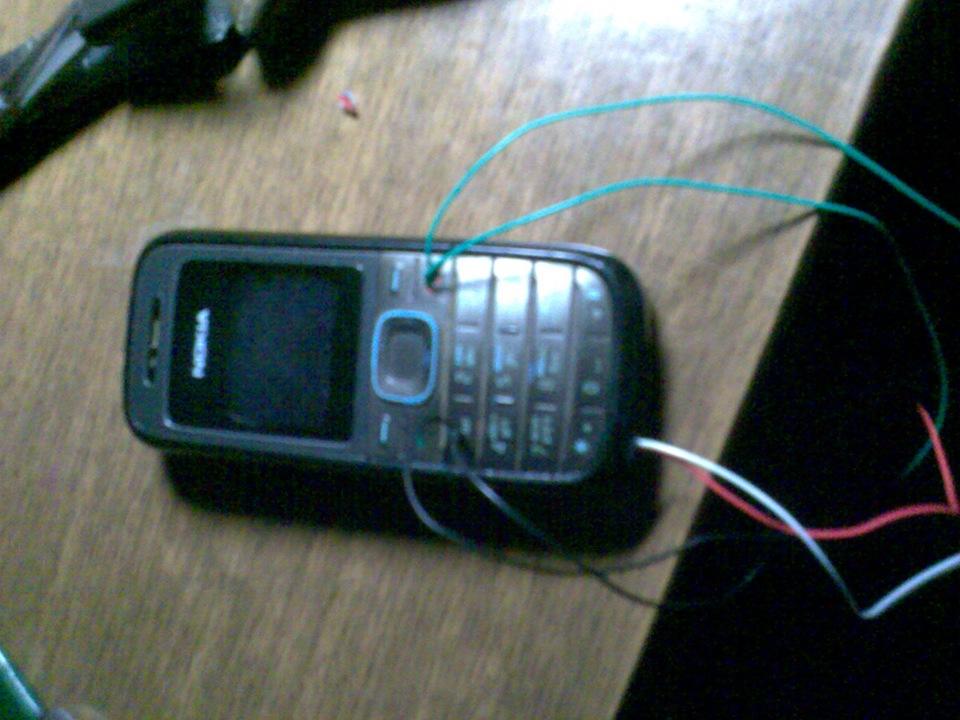 Сигнализация своими руками на телефон