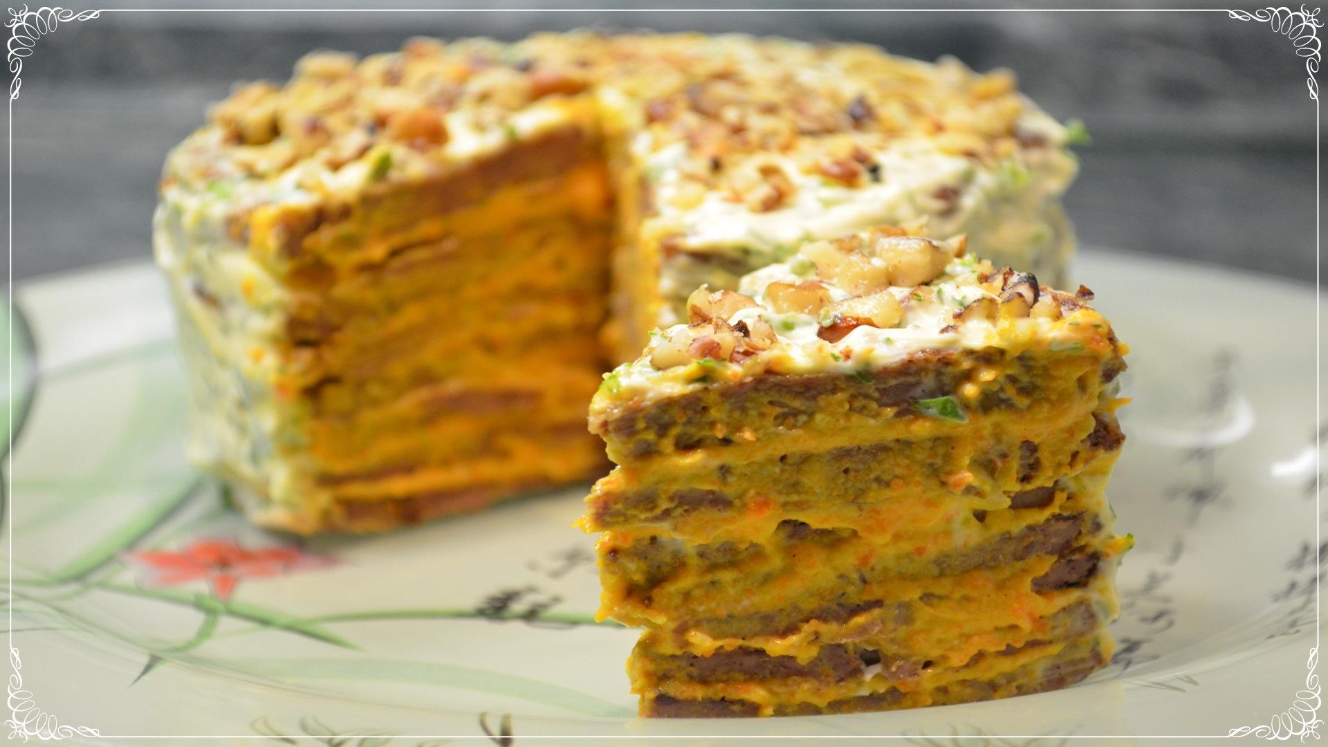 Рецепты вкусных тортов пошаговый рецепт с фото