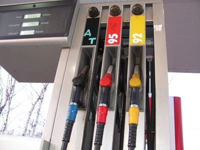hyundai solaris 95 или 98 бензин