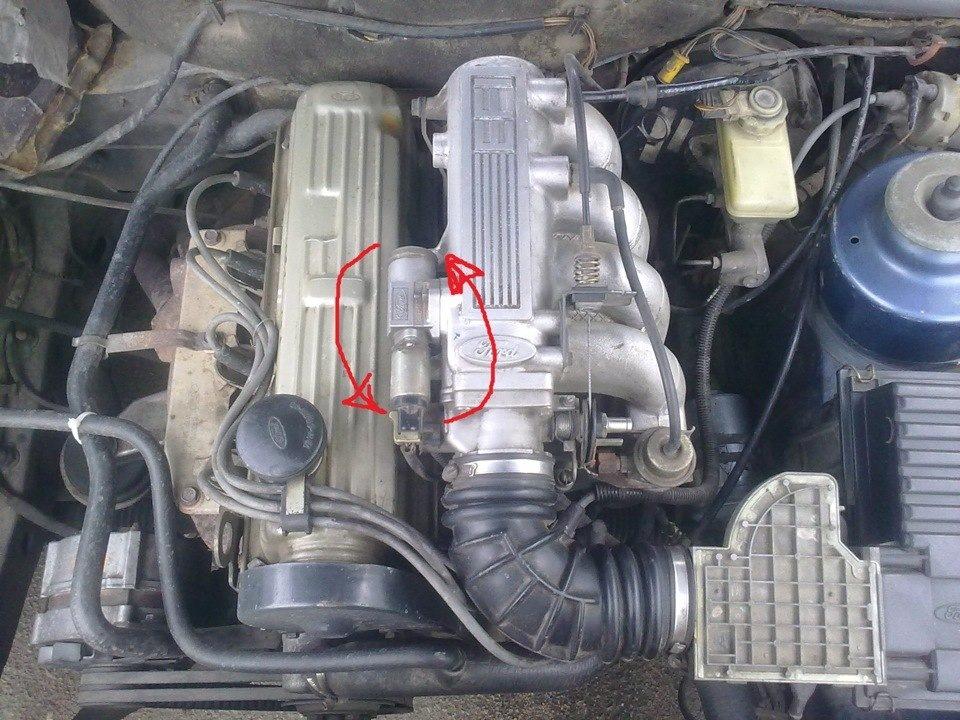 тех форд скорпио за дергался и заглох термобелье: