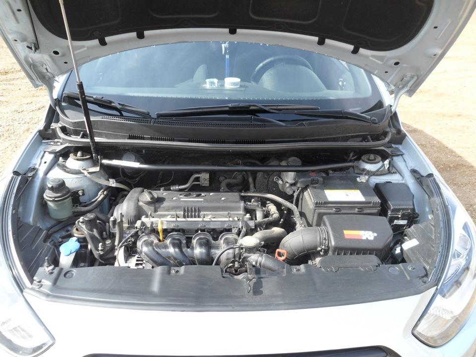 турбированный двигатель hyundai solaris