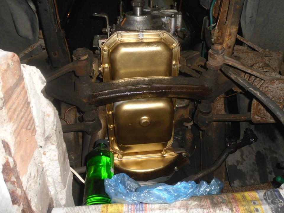 Продолжение неторопливого кап.ремонта 402ого двигателя - бортжурнал ГАЗ 31 02 AIR Чёрная Королевна 1991 года на DRIVE2