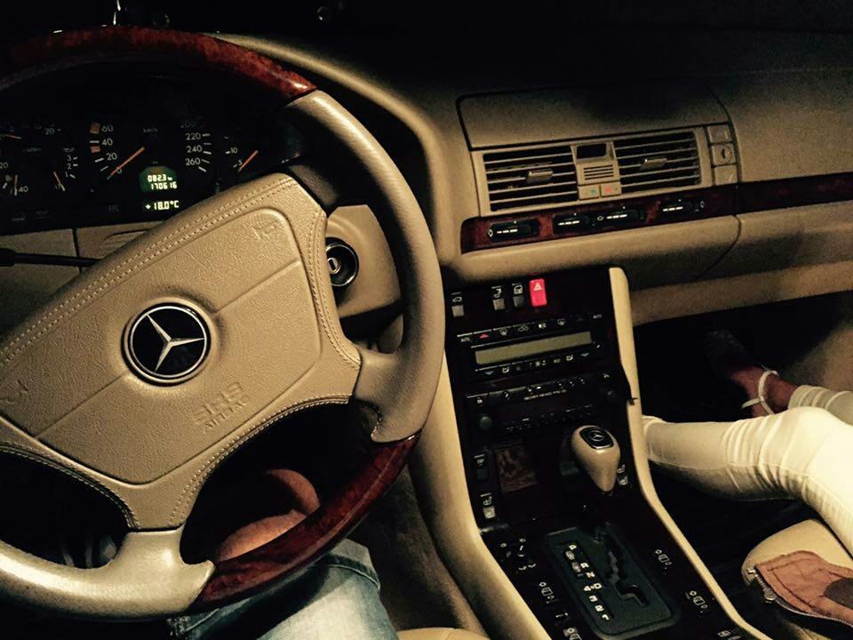 W140 Mercedes Benz Cl W140 1998 Drive2