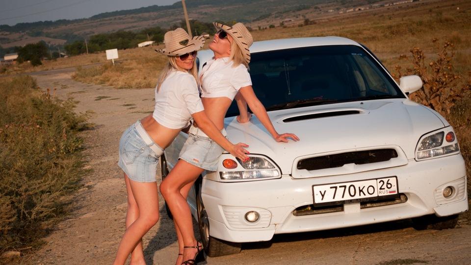 Машины Subaru
