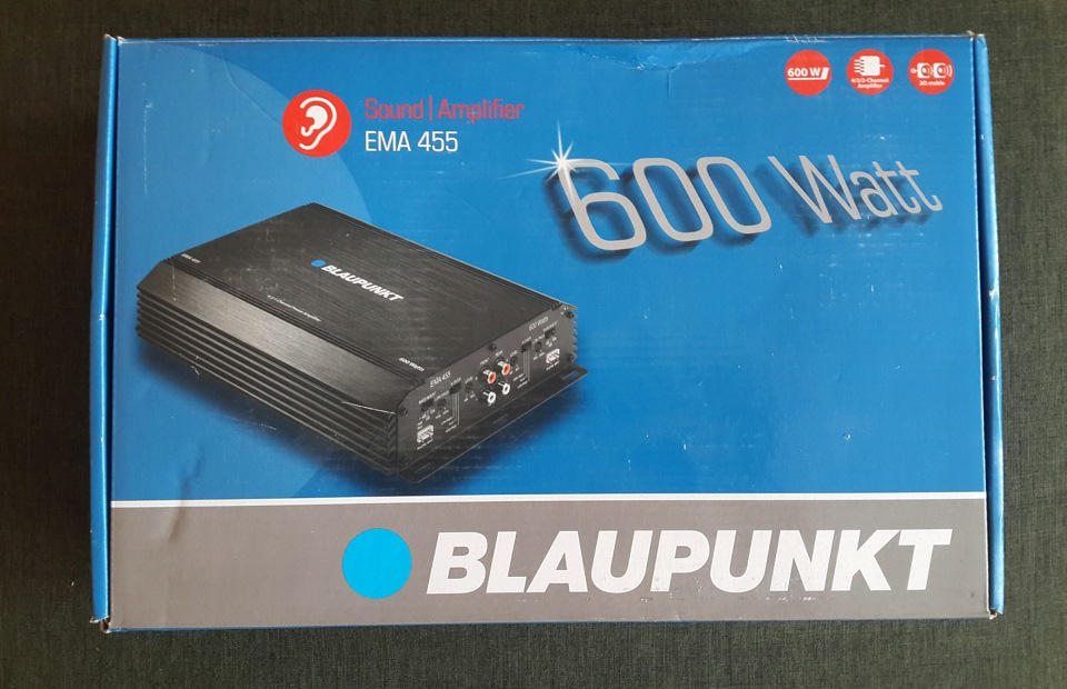 I'm starting to collect music (part 2) Blaupunkt EMA 455 — logbook Chevrolet Aveo 3-door 2010 on DRIVE2