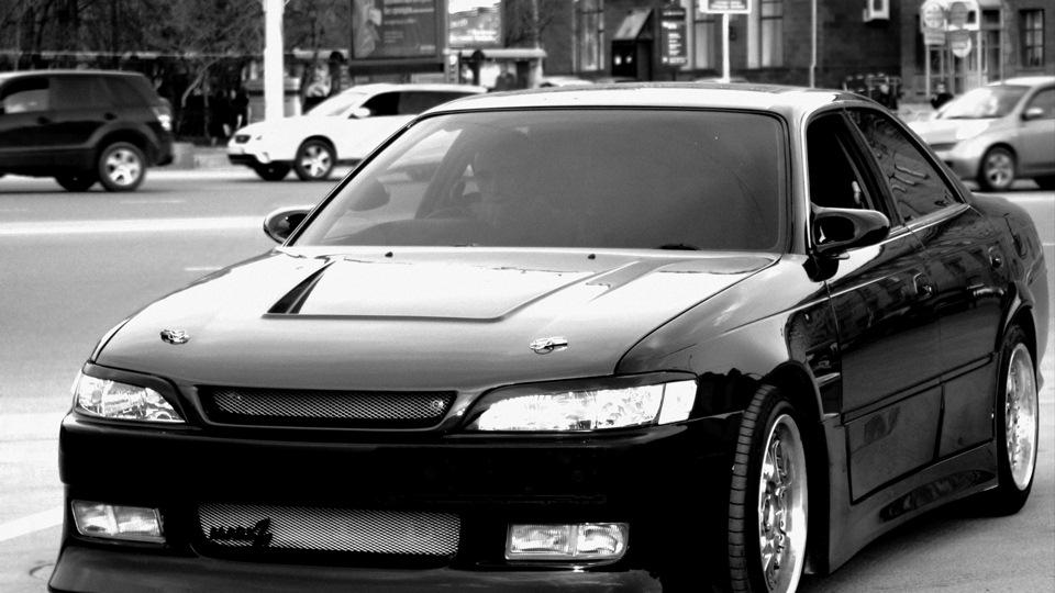 описание автомобиля toyota mark 2