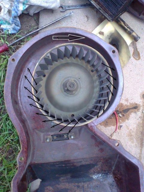 Ланос сколько тока потребляет вентилятор печки