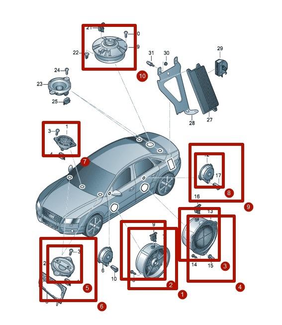 Audi Sound System,