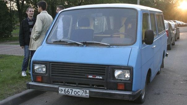 """Автолегенды СССР и Соцстран №214 РАФ-2914 """"Латвия"""""""