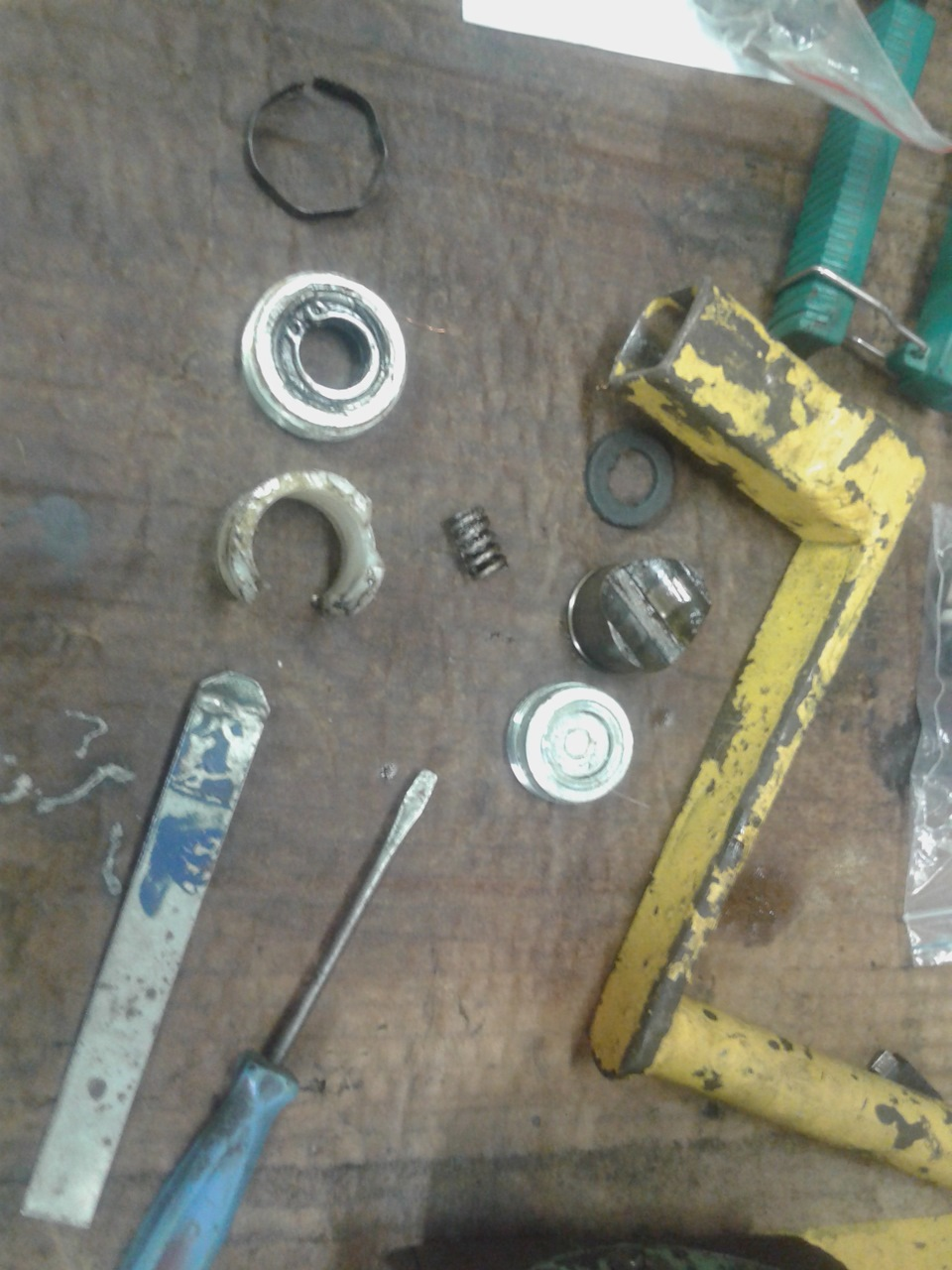 Рулевая рейка ваз 2115 ремонт своими руками