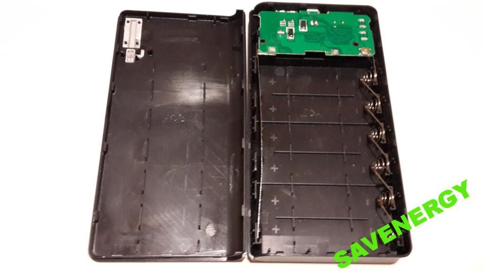 Из батареи от ноутбука своими руками