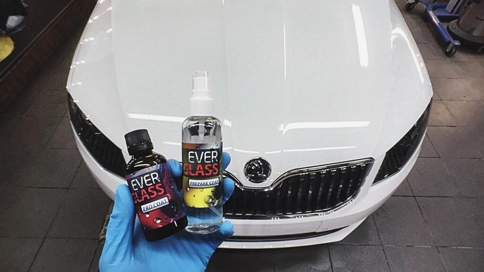 Промывка двигателя и замена масла skoda octavia a7 Замена стартера cadillac
