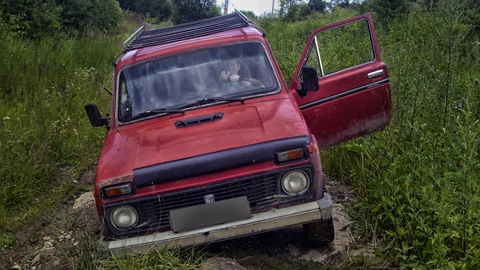 ВАЗ (Lada) 2121 (4x4) внедорожник 2121 | купить новый
