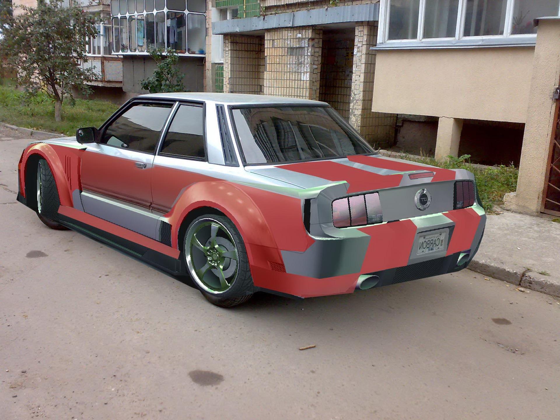Форд таунус тюнинг фото