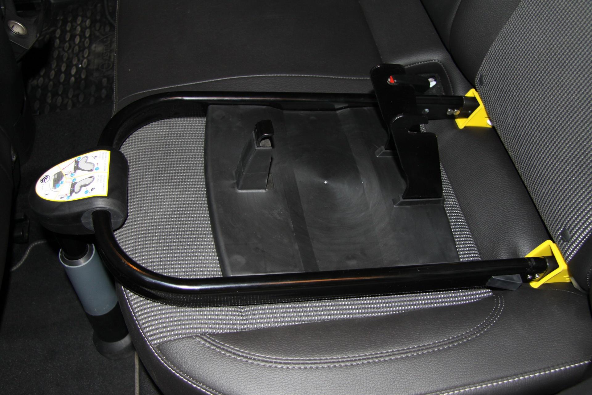 Isofix Opel Astra J