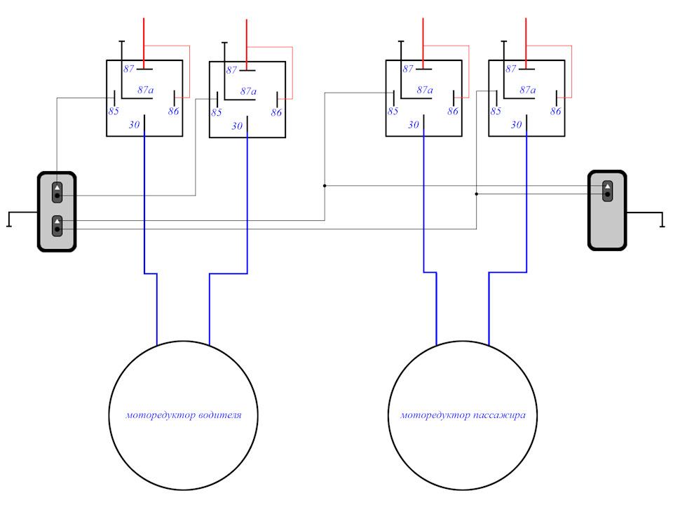 181ea0es 960 - Схема подключения эсп через реле
