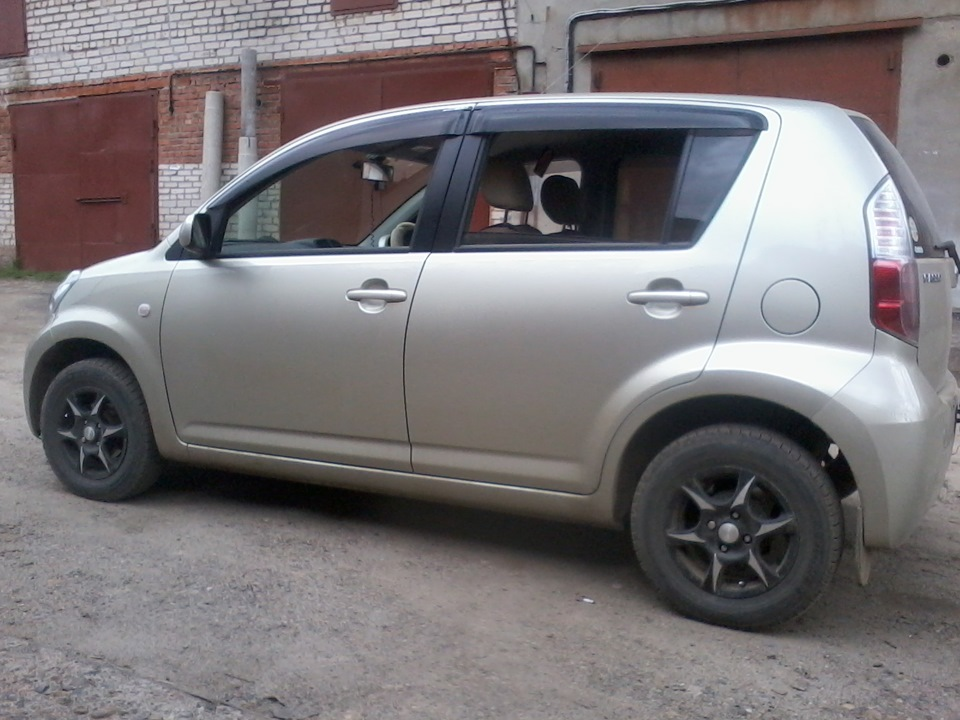 toyota passo airspring