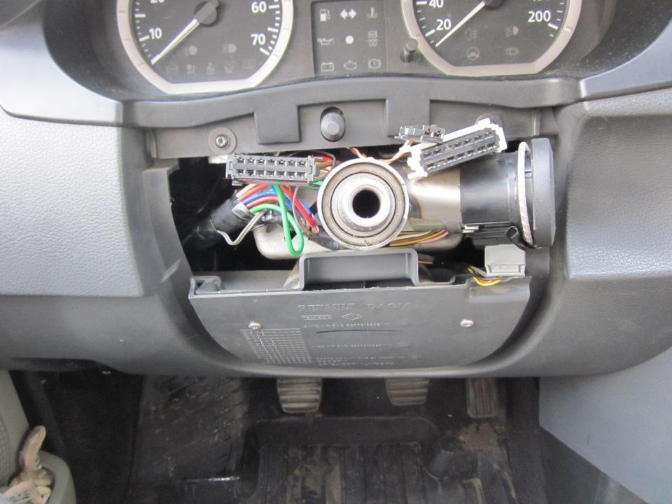 Как снять подушку безопасности с руля ларгус - Автомобильный портал AutoMotoGid