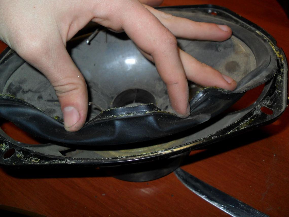 Динамик ремонт своими руками фото