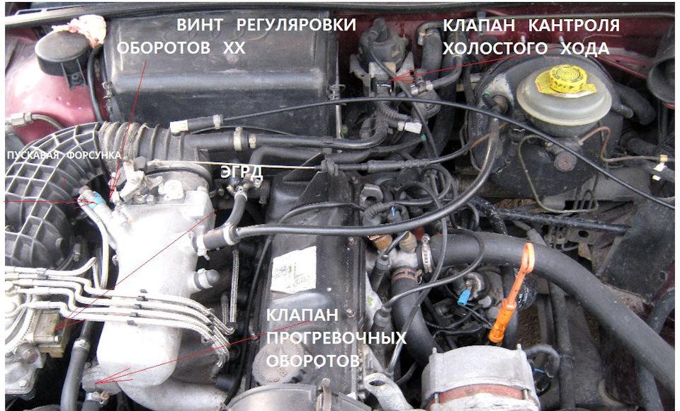 Плавный пуск коллекторных двигателей схема