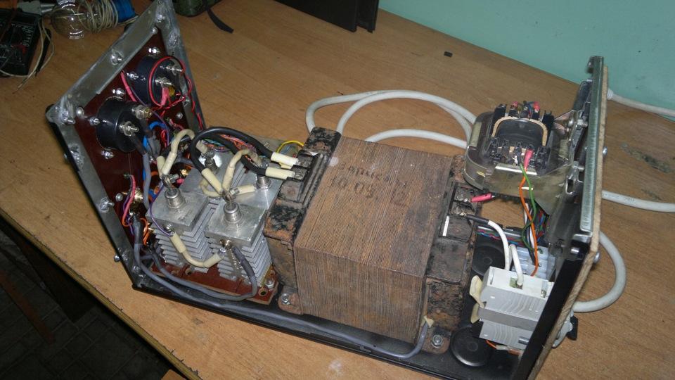 электроника зп 01 схема
