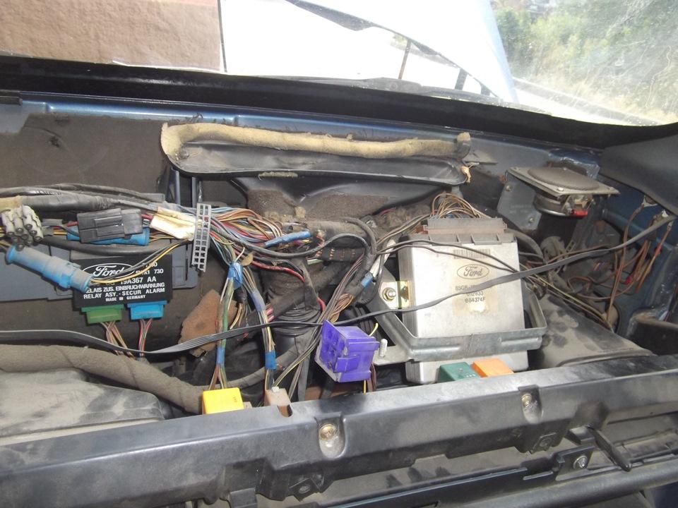 Форд электрика ремонт