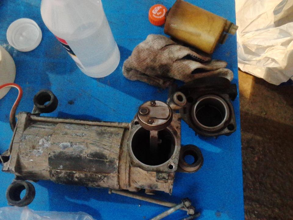 ремонт компрессора на мерседес
