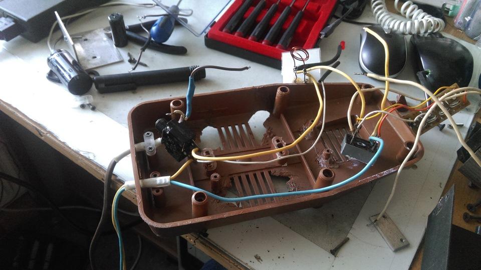 Зарядное устройство зу 120м схема фото 869