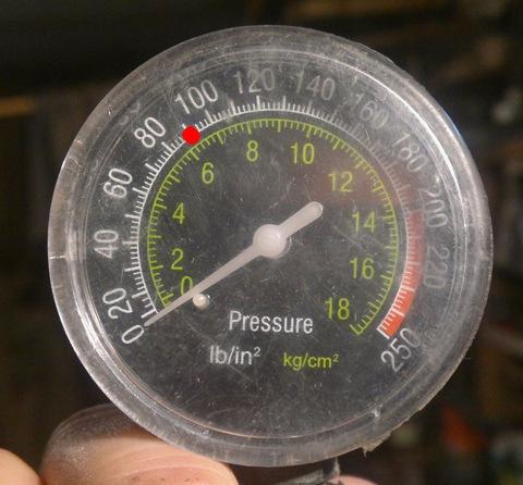 Фото №25 - ВАЗ 2110 как проверить давление в рампе