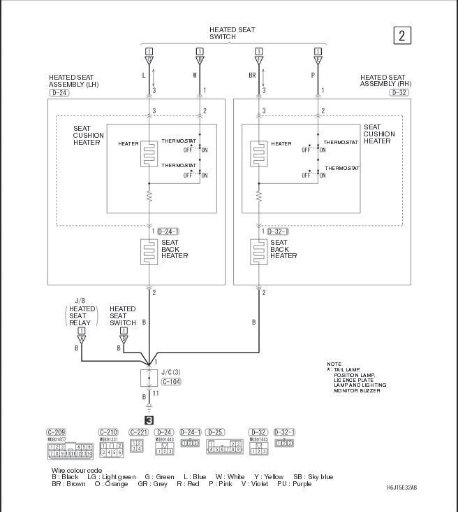 Схема подключения матов Лансер