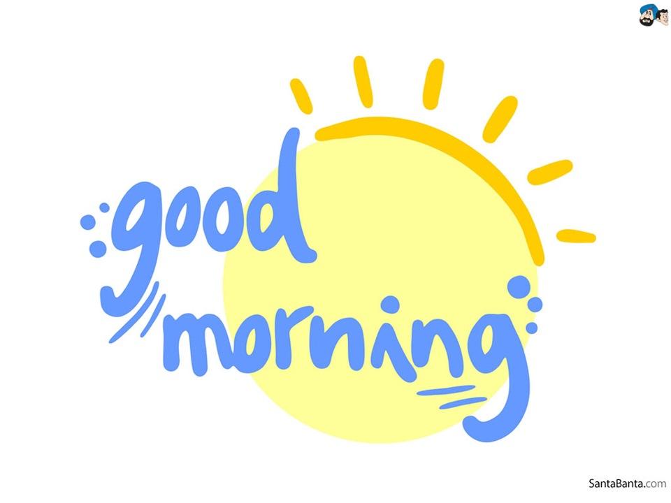 Картинка с добрым утром на английском, пятничный вечер открытием