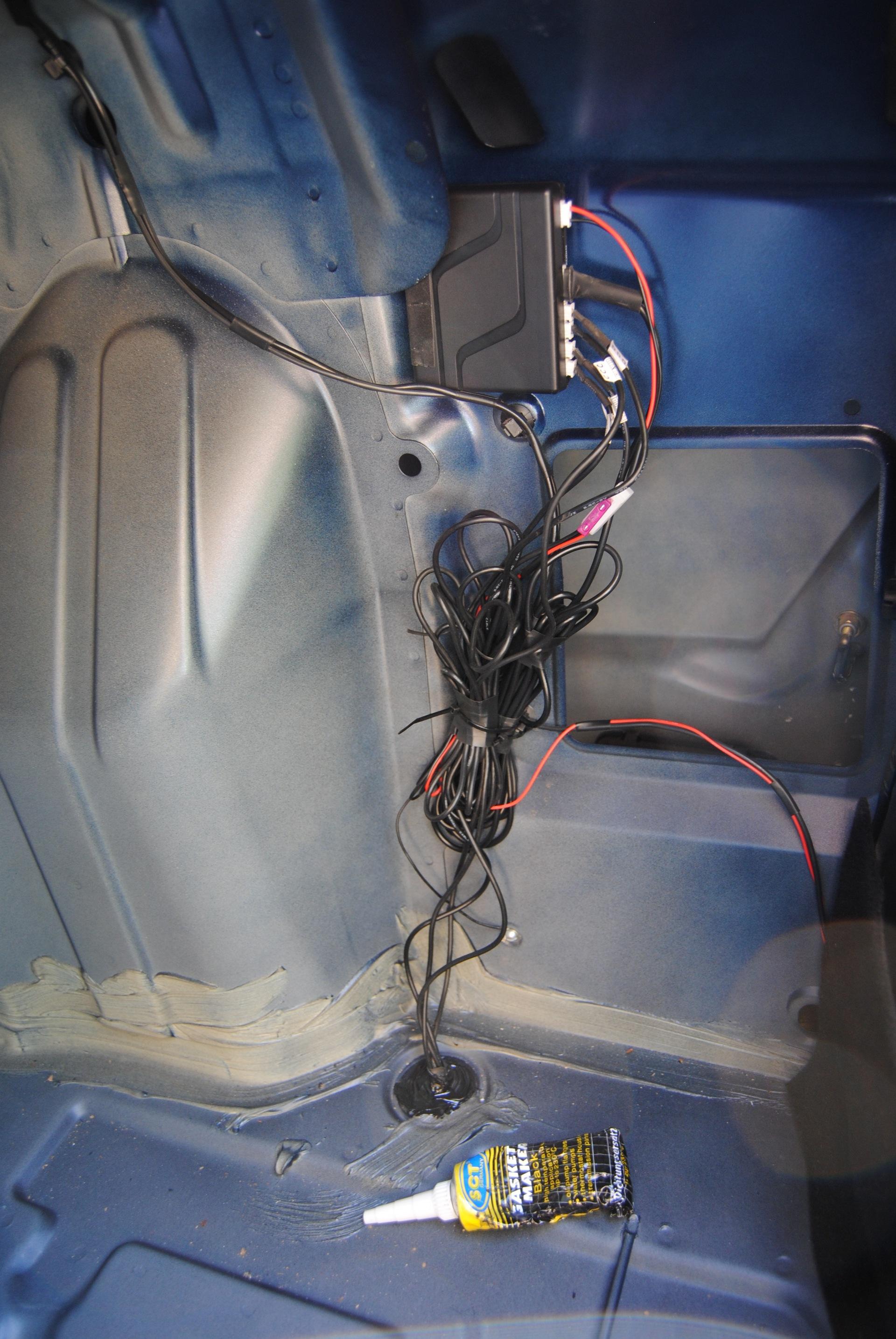Датчик парктроника - Ремонт авто своими руками с 32