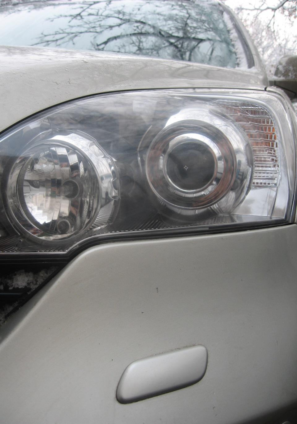 форсунки омывателя лобового стекла honda cr-v 2008г.