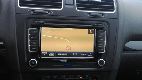 """DVD-привод... рнс 510 имеет 6,5 """" сенсорный LED дисплей (Touch Screen).  Обладает большим набором мультимедийных..."""
