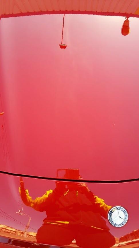 Покрыть авто жидким стеклом 4