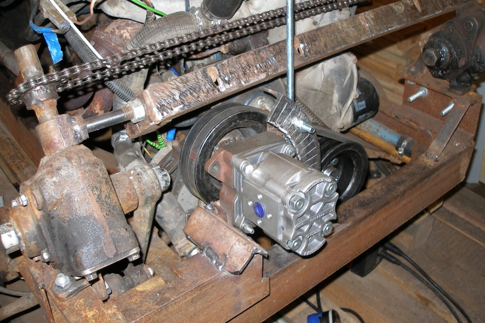 Привод насоса НШ-10 240-1022030-01 (МТЗ, Д-240) купить по.