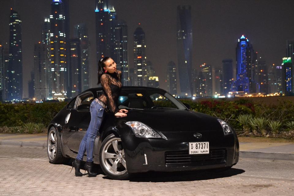 Фото машин с девушками