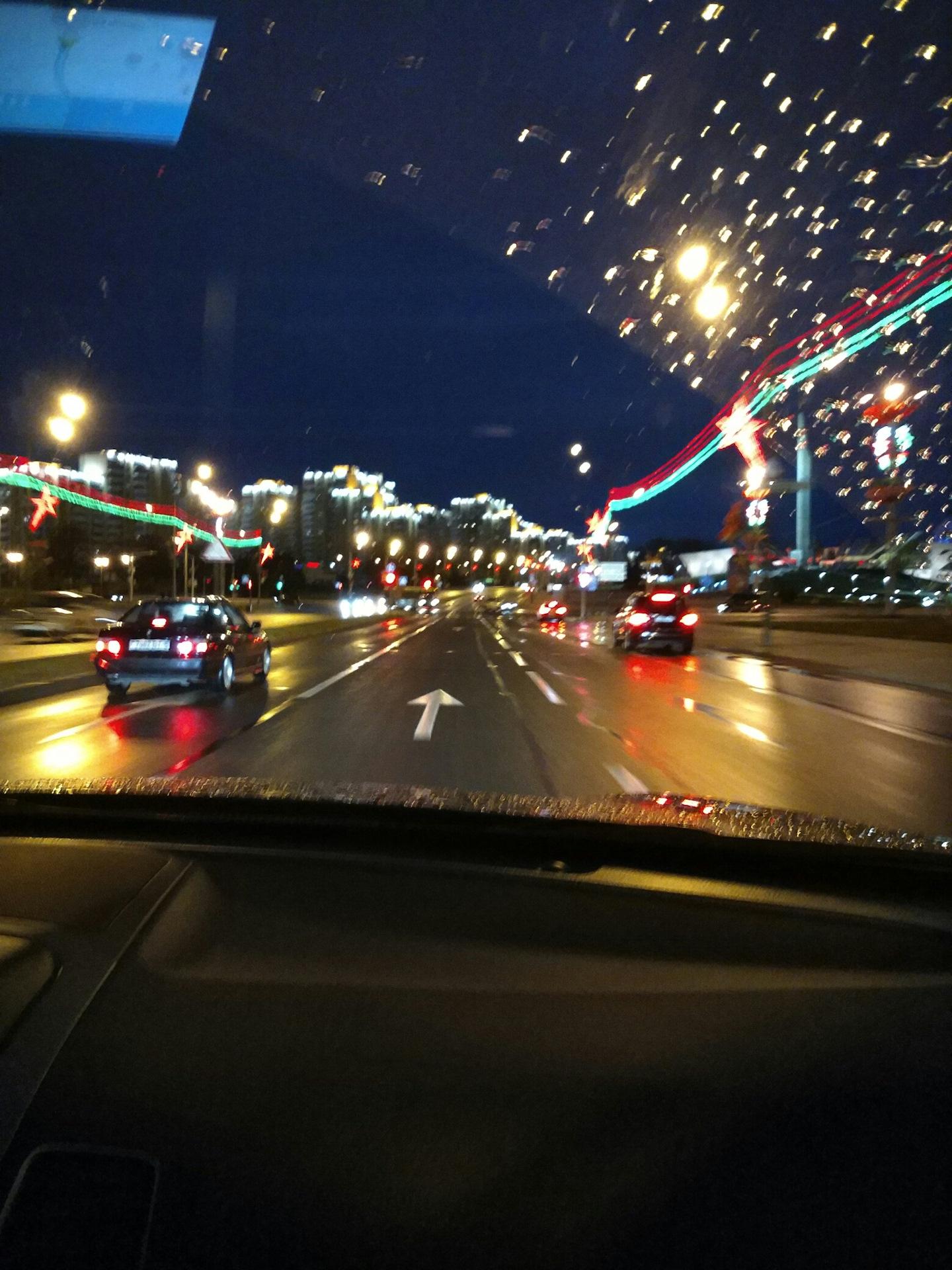 движение машин ночью как сфотографировать кто знает